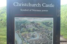 Christchurch Castle, Christchurch, United Kingdom