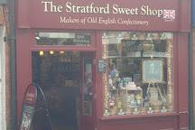 The Stratford Sweet Shop, Stratford-upon-Avon, United Kingdom