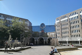 Железнодорожная станция  Düsseldorf Hauptbahnhof