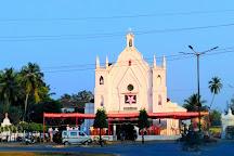 Menezes Braganza House, Chandor, India