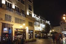 Las Vegas Casino Tropicana, Budapest, Hungary