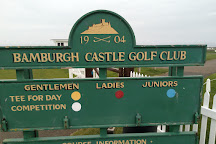 Bamburgh Castle Golf Club, Bamburgh, United Kingdom