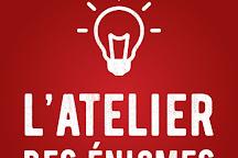 L'Atelier des Enigmes - Escape Game Annecy, Cran-Gevrier, France