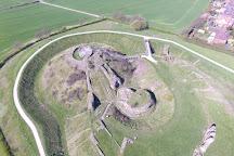 Sandal Castle, Wakefield, United Kingdom