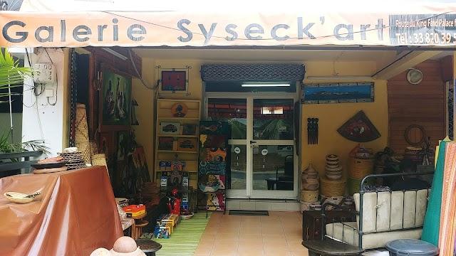 Galerie syseck'art