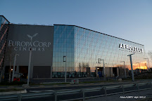 EuropaCorp CINEMAS Aéroville, Tremblay-En-France, France