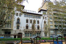Casa Macaia (Palau Macaya), Barcelona, Spain