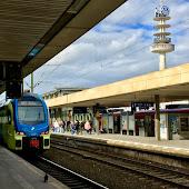 Станция  Hannover Hbf
