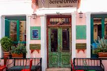 ScrewDriver Cafe-Cocktail bar, Skopelos Town, Greece