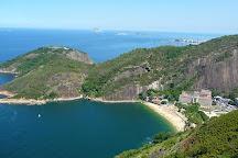 Vermelha Beach, Paraty, Brazil