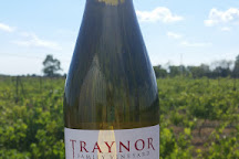 Traynor Family Vineyard, Wellington, Canada