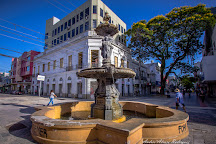 Chafariz As Tres Meninas, Pelotas, Brazil
