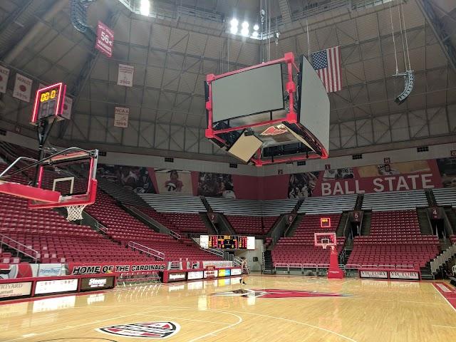 Worthen Arena Muncie Indiana