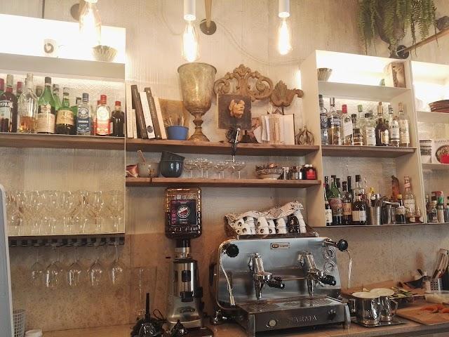 Lo Scultore Cafe