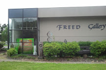 Freed Gallery, Lincoln City, United States