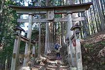 Mitsumine Shrine (Chichibu), Chichibu, Japan