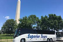 Superior Tours, Baltimore, United States