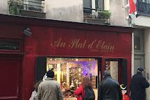 Au Plat d'Etain, Paris, France