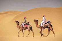 Mahabar Sand Dunes, Barmer, India