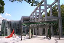 Nagoya City Art Museum, Sakae, Japan