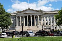 White House Visitors Center, Washington DC, United States