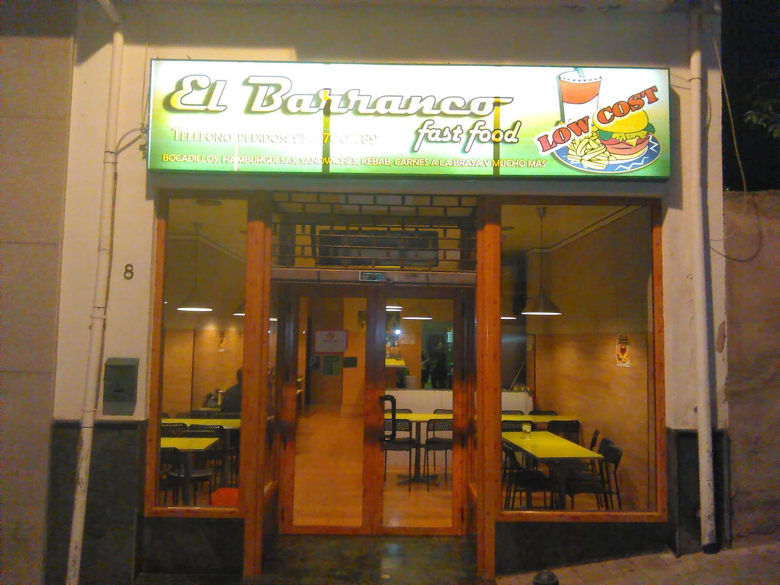 El Barranco Low Cost