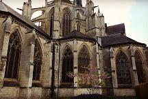 Abbaye de la Trinite, Vendome, France