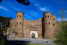 Porta Asinaria, Rome, Italy