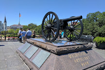 Washington Artillery Park, New Orleans, United States