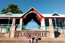 McGregor Park Riverwalk, Clarksville, United States