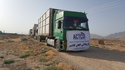ACTCO Afghan Container Transit & Forwarding Company