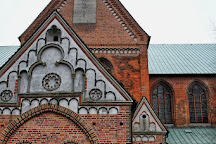 Lubeck Cathedral, Lubeck, Germany