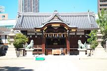 Noda Ebisu Shrine, Osaka, Japan