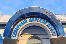 Northern Sea Museum, Arkhangelsk, Russia