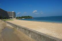Tiger Beach, Onna-son, Japan
