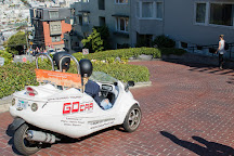 GoCar GPS Guided Tours, San Francisco, United States