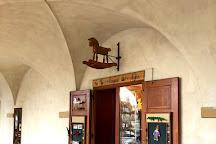 Rocking Horse Toy Shop, Prague, Czech Republic