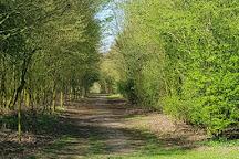 Provincial Domain Bergelen, Gullegem, Belgium