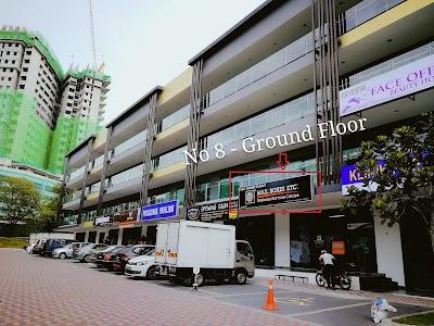 Aees Concept Sdn Bhd Mail Boxes Etc Mbe Puchong Poslaju Dhl Fedex Tnt Gdex Ups Citylink Express Selangor 60 3 8051 4700