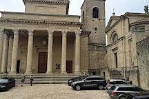 Basilica del Santo Marino, City of San Marino, San Marino
