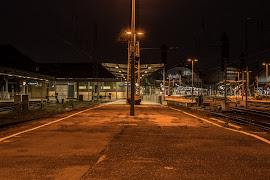 Станция  Karlsruhe Hbf
