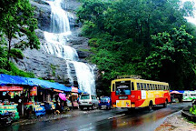 Cheeyappara Waterfalls, Idukki, India