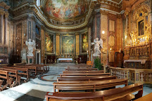 Basilica di Sant'Andrea delle Fratte, Rome, Italy