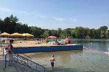 Strandbad Weißensee, Berlin, Germany
