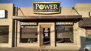Power Finance Texas Payday Loans Picture