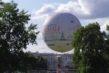 Ballon de Paris Generali, Paris, France