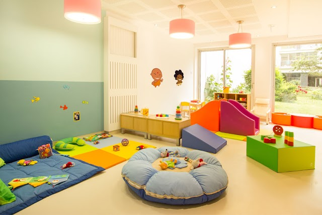 Crèche Happy Zou Blomet - La Maison Bleue