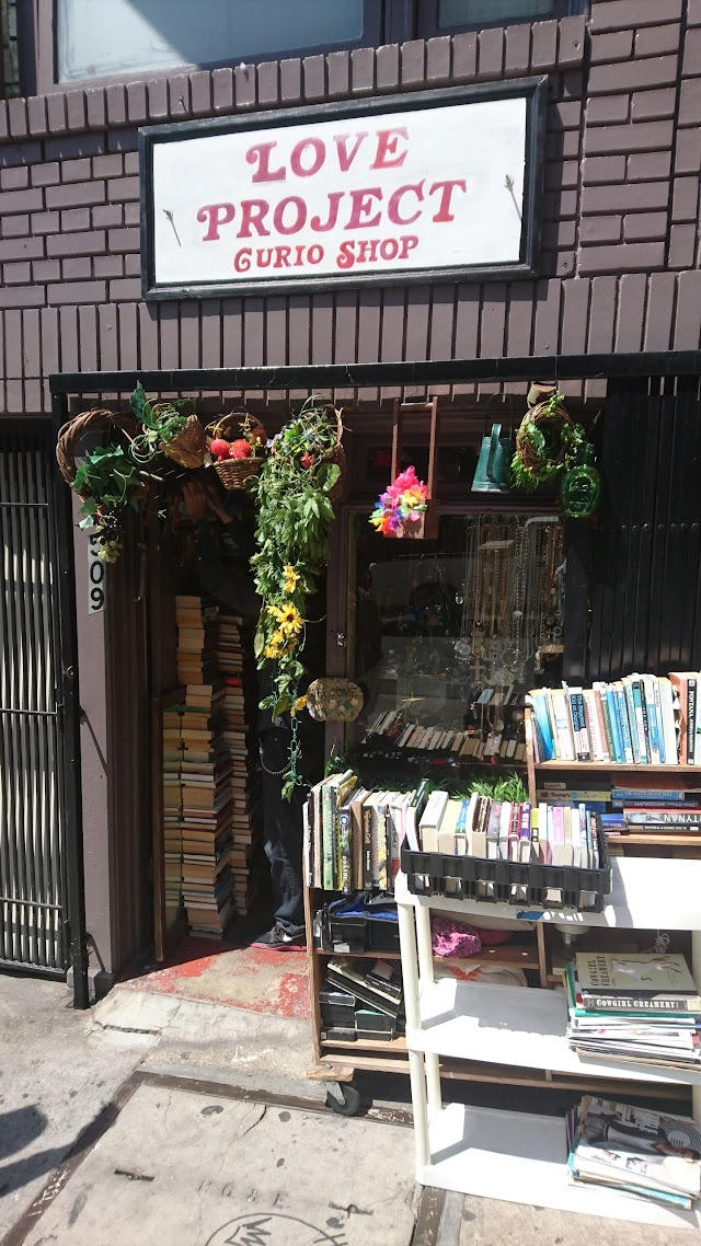 Love Project Curio Shop