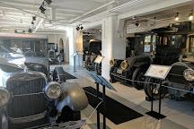 Larz Anderson Auto Museum - Museum of Transportation, Brookline, United States