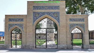 শেখ বাহার উল্লাহ জামে মসজিদ শুলক বহর